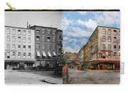City - New York Ny - Fraunce's Tavern 1890 - Side By Side Carry-all Pouch
