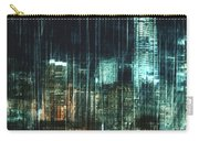City Night Lights Carry-all Pouch