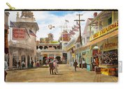 City - Ny - The Great Steeplechase 1903 Carry-all Pouch