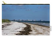 City Of Clearwater Skyline Carry-all Pouch