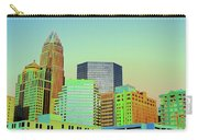 City Of Colors Carry-all Pouch by Karol Livote