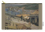 City Of Constantine Algeria 1907 Kuzma Sergeevich Petrov-vodkin Carry-all Pouch