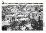 City Of David Bethlehem Carry-all Pouch by Munir Alawi