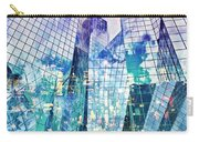 City Of Glass Carry-all Pouch