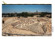 City Of King David Carry-all Pouch