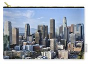 City Of Los Angeles Carry-all Pouch by Kelley King