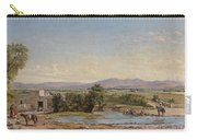 City Of Mexico From The Hacienda De Los Morales Carry-all Pouch