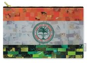 City Of Miami Flag Carry-all Pouch