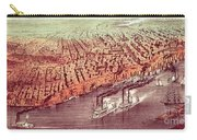 City Of New Orleans Carry-all Pouch