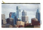 City Of Philadelphia Carry-all Pouch