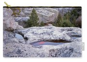 City Of The Rocks Carry-all Pouch