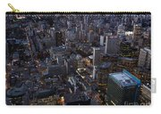 City Of Toronto Downtown After Sunset Carry-all Pouch