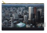 City Of Toronto Downtown Carry-all Pouch