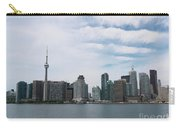 City Of Toronto Carry-all Pouch