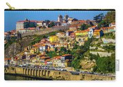 City On A Hillside Carry-all Pouch
