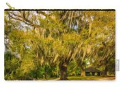 City Park New Orleans - Paint Carry-all Pouch