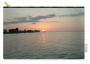 City Pier Holmes Beach Bradenton Florida Carry-all Pouch