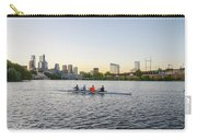 City Skyline - Philadelphia On The Schuylkill River Carry-all Pouch