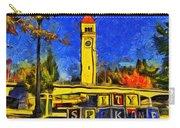 City Spokane - Riverfront Park Carry-all Pouch