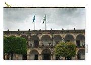 City Square Antigua Guatemala Carry-all Pouch