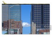 City Street Canyon Carry-all Pouch by Steve Karol