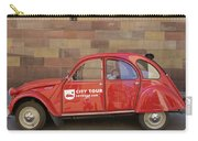 City Tour Car Strasbourg France Carry-all Pouch