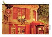 City - Vegas - Paris - Vins Detable Carry-all Pouch by Mike Savad