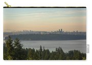 City View Of Vancouver And Burnaby Bc Carry-all Pouch