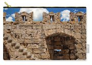 City Walls Of Rhodes Carry-all Pouch