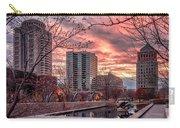 Citygarden Gateway Mall St Louis Mo Dsc01485 Carry-all Pouch