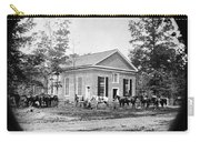 Civil War: Bethel Church Carry-all Pouch by Granger