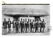 Civil War: Black Troops Carry-all Pouch