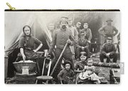 Civil War: Camp Life, 1861 Carry-all Pouch