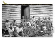Civil War: Freed Slaves Carry-all Pouch