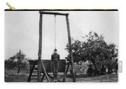Civil War: Hanging, 1864 Carry-all Pouch