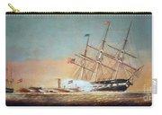 Civil War Merrimack 1862 Carry-all Pouch