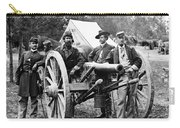 Civil War: Union Officers Carry-all Pouch