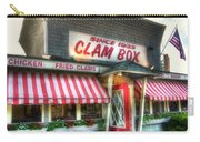 Clam Box Restaurant - Ipswich Ma Carry-all Pouch by Joann Vitali