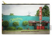 Clanton's Cafe Carry-all Pouch