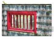 Clapboard Window Carry-all Pouch