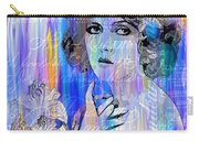 Clara Bow I'll See You In New York Carry-all Pouch