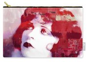 Clara Bow Carry-all Pouch