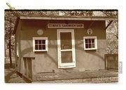 Clara's Sandwich Shop Carry-all Pouch