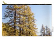 Claree Valley In Autumn - 1 - French Alps Carry-all Pouch