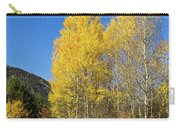 Claree Valley In Autumn - 11 - French Alps Carry-all Pouch
