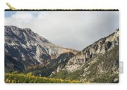 Claree Valley In Autumn - 12 - French Alps Carry-all Pouch
