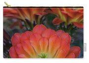 Claret Cup Cactus Flowers  Carry-all Pouch