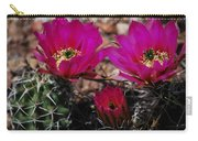 Claret Cups 2 Carry-all Pouch