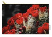 Claret Cups Carry-all Pouch