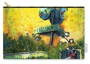 Clarksdale Authentic Madness Carry-all Pouch